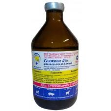 Глюкоза 5% 100,0 1/70 (БФГ)