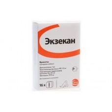 Экзекан 16 куб.(д/лечения кожных заб-ий, д/кош,соб)(Сева)