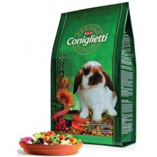 Padovan Coniglietti Premiym 2 кг д/кроликов и молодняка 100   1/5