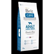 Brit 12 кг Care д/соб. крупных пород (ягненок+рис) Adult Large Breed (132712)  2189