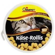 Гимпет 200гр  №400шт сырные ролики  д/кошек 409801 (00010783   )