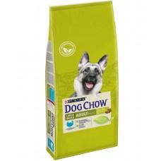 DOG CHOW 14кг д/с крупных пород индейка (00011097   )