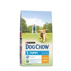 DOG CHOW 2,5кг д/щенков курица/рис (00011109   )