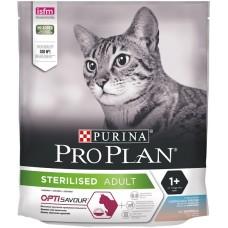 PRO PLAN CAT 400,0 сух д/к кастрир.стерилиз.лосось/тунец 4413  1/8