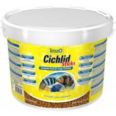 TETRA Cichlid Stiks 10л д/всех цихлид палочки. 153691  (00011175   )