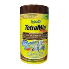 TETRA Min Menu 100мл 4вида  хлопья 767386