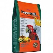 Padovan Grand Mix Pappagalli 2 кг. д/крупных попугаев 653  1/5 (00011258   )