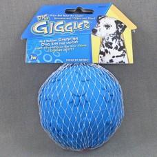 Игрушка д/соб JW мяч хихикающий каучук большой JW43101 (00011372   )