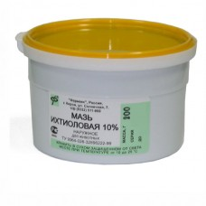 Ихтиоловая мазь 10% 200,0