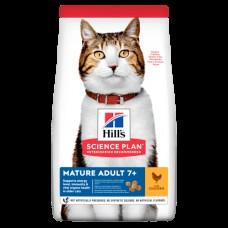 HILLS 300,0 д/кошек старше 7 лет курица  5205 (00012389   )