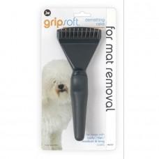 Колтунорез Grip Soft д/собак  JW65007-