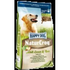 HAPPY DOG 15 кг Натур Крок 22-9% ягненок/рис 4335  (00013455   )