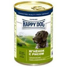 HAPPY DOG 400,0 конс. Ягненок с рисом