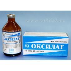 Оксилат 100 мл.(лечение синдрома ММА,эндометритов,вагинитов) 1/40