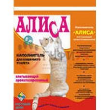 Наполнитель Алиса впитывающий ароматизированный 4,6л. 1/4 (00141826   )