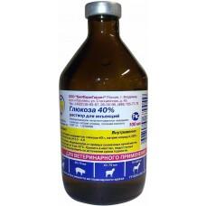Глюкоза 40% 100,0  1/70 (БФГ)