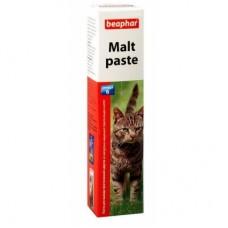 Беафар паста 25гр Malt paste д/очищения кишечника кошек  0053 1/12