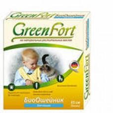 Green Fort биоошейник д/кошек от блох 35 см 1/30 2623