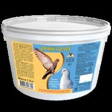 Фелуцен орнитолог гранулы д/голубей ведро 1,5 кг