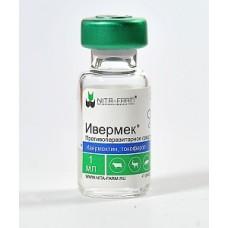 Ивермек 1мл.д/и (ивермектин+витамин Е) (00247948   )