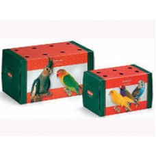 Переноска Padawan картон 16*9*10 д/птиц и грыз 114 1/200 (00250548   )