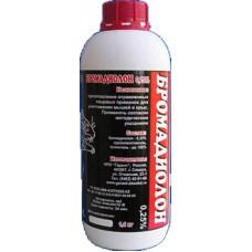 Бромадиолон 0,25% 1л.предназначен для приготов. отравленных приманок 1/9 шт