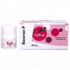 Вазотоп Р 1,25 мг Интервет ШТУЧНО (00252970   )