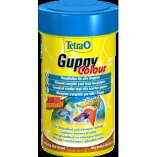 TETRA Guppy Color 250мл хлопья  д/улучш.окраски 197190  (00253733   )