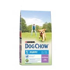 DOG CHOW 2,5кг д/щенков ягненок/рис (00254813   )