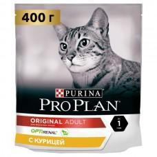 PRO PLAN CAT 400,0 д/к курица/рис 1/8 6232