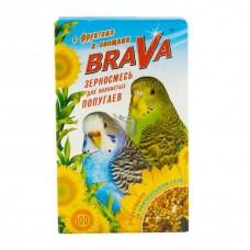 Брава 500,0 д/волнистых попугаев фрукты+овощи 1/14