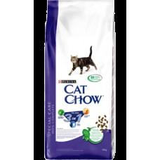 CAT CHOW 400,0 д/к сух фелини 3 в 1 1/8  7104
