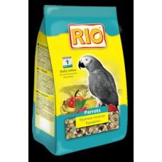 RIO 1 кг. д/крупных попугаев 1/4