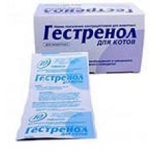 Гестренол таблетки д/котов  №10   1/25  0297