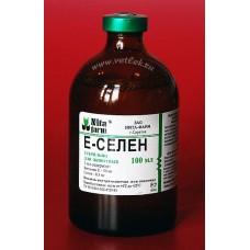 Е-селен 100 мл.д/и (селенит натрия +витамин Е) (00003159   )