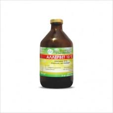 Аллервет 10% 100,0 (аналог димедрола)