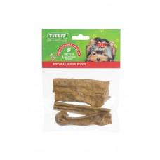 TITBIT Вымя говяжье мягкая упаковка 002155 1/40 (00362731   )