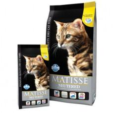 FARMINA Матисс 400 гр сух д/кошек стерилизованных 6126 1/24 (00363259   )