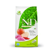 FARMINA N&D 2,5 кг д/собак кабан/яблоко Adult 6087 1/4 (00363269   )