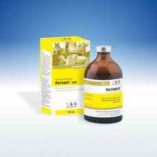 Кетовет 100, 100 мл (Вьетнам) кетопрофен 100 мг.