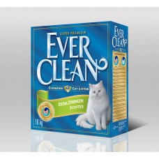 Ever Clean Extra Strong Clumping Scented 6 кг комкующийся с ароматизатором 492185 1/1,,