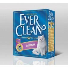 Наполнитель Ever Clean Lavander 6кг лаванда  (00363567   )