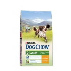 DOG CHOW 2,5кг д/с курица