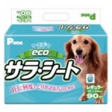 Пеленки 32*45 см 90шт Премиум Пет 3-х   слойные с антибакт. наполнением (средние).  Япония