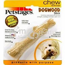 Палочка Petstages Dogwood деревянная игрушка д/собак 16см малая США 217