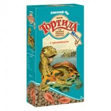 Зоомир Тортила Макс 90,0 д/вод. черепах Гранулы 1/24 (00364873   )