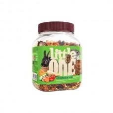 Little One д/грызунов 150гр овощная смесь 1/12 (00365756   )