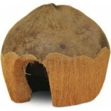 Дом д/грызунов из кокоса 100-130мм и 42031002  CN-03,,