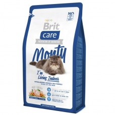 Brit 7кг Care д/к Cat Monty Indoor для кошек, живущих в квартире