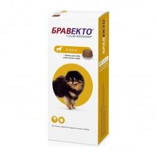 Бравекто табл. 112,5 мг 2-4,5кг Интервет -9276-